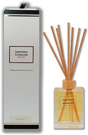 Iced Biscotti Reed Diffuser